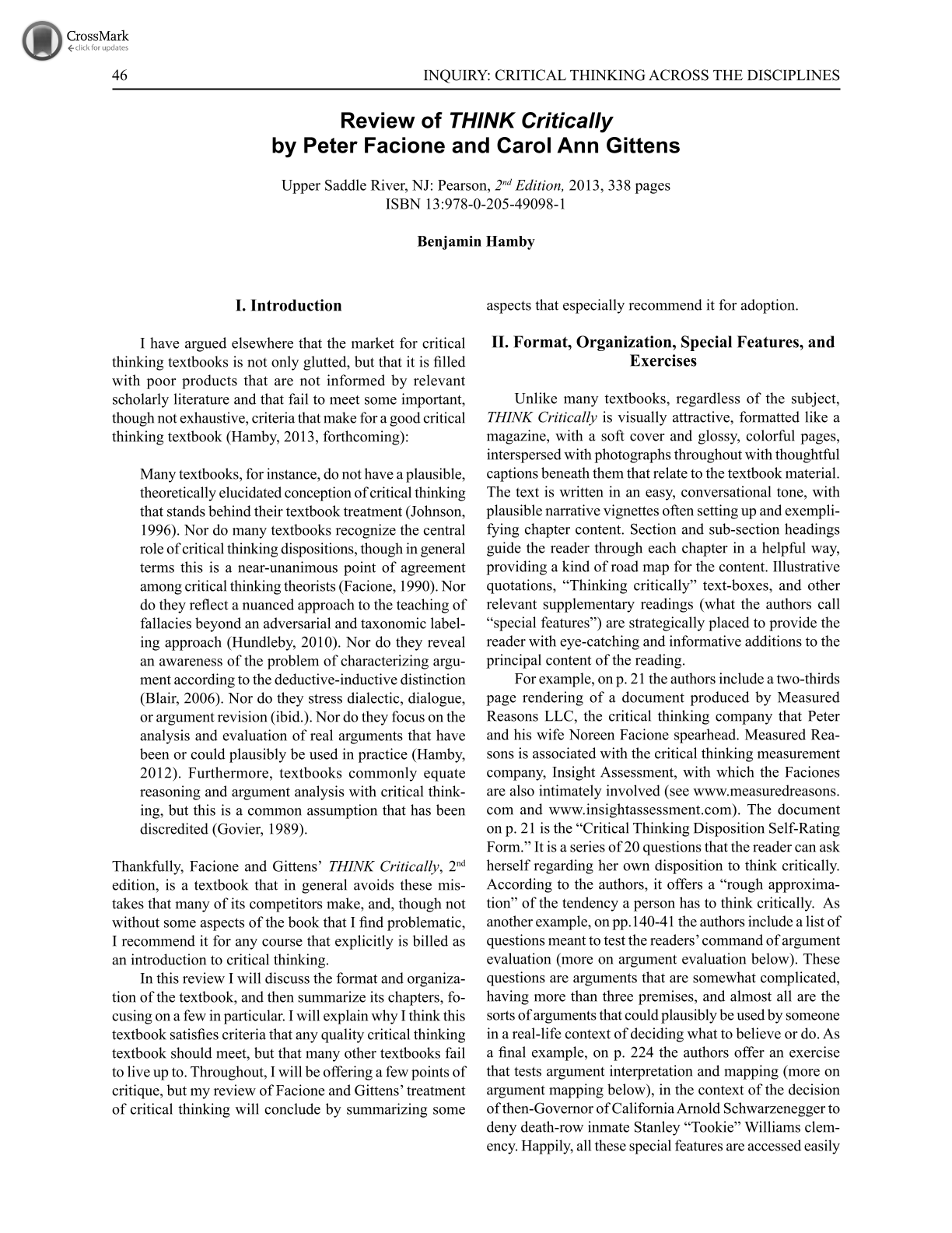 critical thinking dispositions in baccalaureate nursing students Relationships among bilingualism, critical thinking ability, and critical thinking disposition of baccalaureate nursing students item preview.