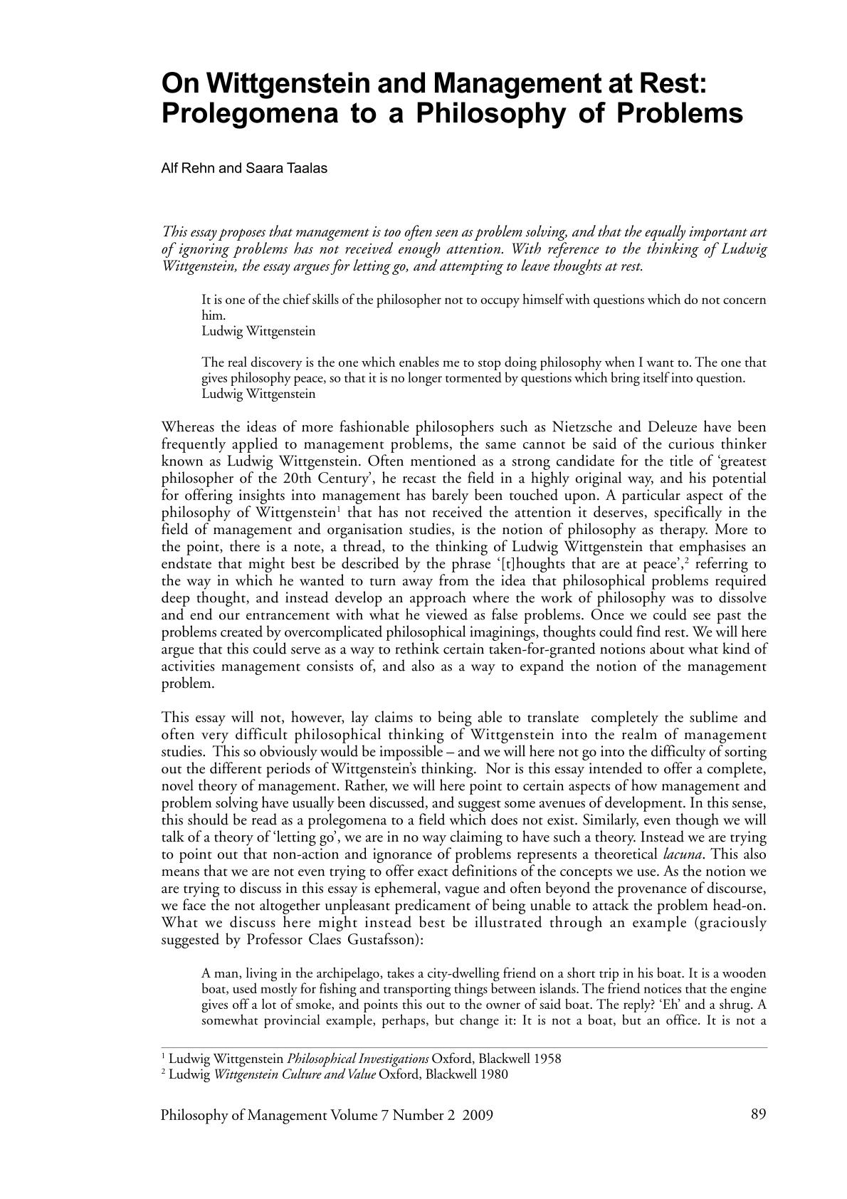 Wittgenstein essay top dissertation results writer services for school