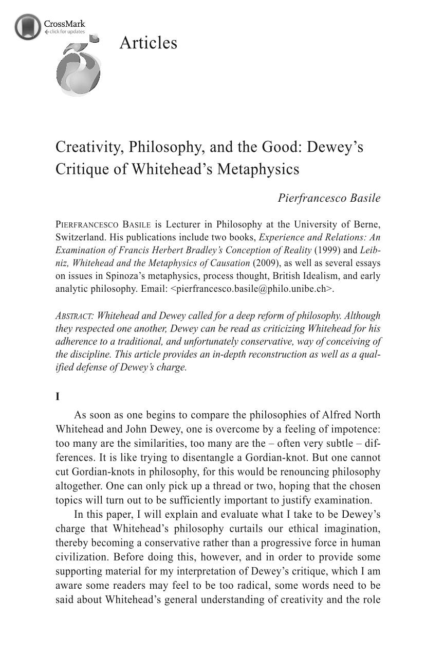 metaphysics essay philosophy of being a reconstructive essay in metaphysics