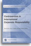 Cover of Controversies in International Corporate Responsibility