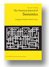 Cover of The American Journal of Semiotics