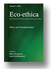 Cover of Eco-ethica