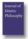 Cover of Journal of Islamic Philosophy