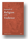 Cover of Journal of Religion and Violence