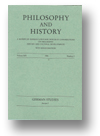 Cover of Philosophy and History