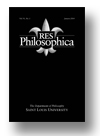 Cover of Res Philosophica