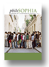 Cover of philoSOPHIA