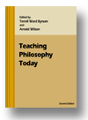Cover of Teaching Philosophy Today