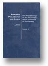 Cover of The Proceedings of the Twentieth World Congress of Philosophy