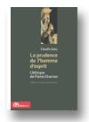 Cover of La prudence de l'homme d'esprit