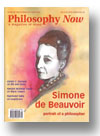 beauvoir book critical de essay hypatia philosophy simone The second sex (french: le deuxième sexe) is a 1949 book by the french existentialist simone de beauvoir, in which the author discusses the treatment of women throughout history beauvoir researched and wrote the book in about 14 months when she was 38 years old.